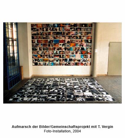 Jonas Karnagel & Vergin - Aufmarsch der Bilder