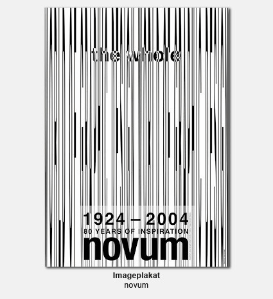 Plakat, Poster - novum, World of Graphic Design