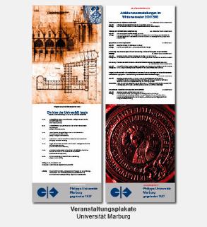 Plakate - Philipps-Universität Marburg