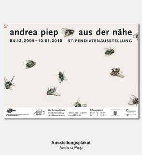 Plakat, Poster - Andrea Piep, Künstlerin